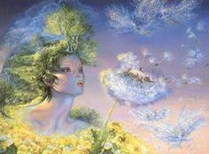 Sacred Feminine in Nature