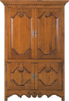 Резные Большой шкаф | Abacus Мебель