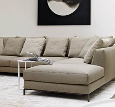 RAY | SOFAS | プロダクト | B&B Italia modern contemporary furniture : Japan