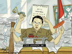 Diary Gubernur Gagal
