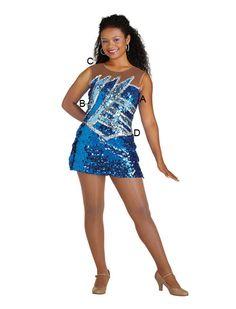 Majorette Costume (Chic Tunic Dress)