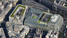 LVMH to reopen Paris La Samaritaine complex with DFS luxury store in 2019 - News : distribution ( Japanese Architecture, Architecture Old, Architecture Details, Luxury Blog, Luxury Store, Edouard Francois, Sanaa, Retail Concepts, Store Interiors