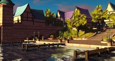 Fantasy Faire 2016 - Bright Haven Woodland, Fairy Tales, Bright, Fantasy, Explore, Mansions, House Styles, Home, Manor Houses