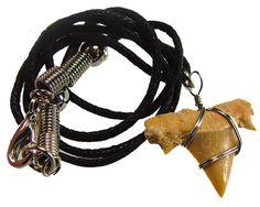FOSSIL SHARK TOOTH 21.15 CTS [GT768 ]  shark teeth fossil   pendant ,   silver pendant , gemstone pendant