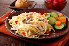 Made-Over Chicken Tetrazzini Recipe - Kraft Recipes
