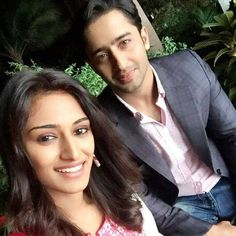 Shaheer Sheikh-Erica Fernandes Are Not In Love With Each Other Anymore?