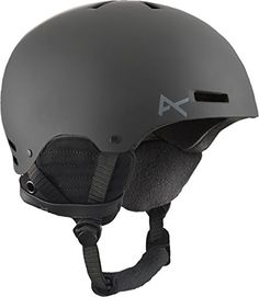 Anon Raider Audio Snowboard Helmet The Raider Audio snowboard helmet from Anon comes with Skullcandy technology in the earpads so you can pump your favorite Ski Helmets, Riding Helmets, Motorcycle Helmets, Raiders Helmet, Helmet Drawing, Mens Skis, Weather Activities, Rough Riders, Alpine Skiing