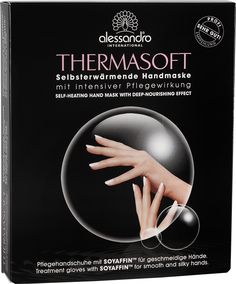 Thermasoft Handschuh Serum, Hand Care, Greece, Gloves, Beauty, Masks, Greece Country, Beauty Illustration, Mittens