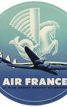 High-Flying Visions Of The Golden Age Of Air Travel / @Co.Design | #turisticario