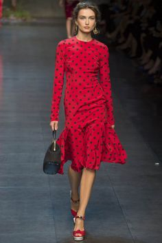 Milan Fashion Week: Dolce & Gabbana SPRING 2014-FREEYORK