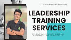 Yatharth Marketing Solutions is among the best Leadership Development Training companies based in Ahmedabad, Bangalore, Pune, Mumbai, India & Dubai offers Lead…