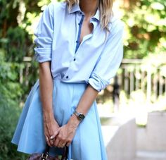Spring summer casual