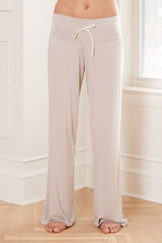This is J Bamboo Jammers Seperates- Long Pants. Available in Army Green, Blush Pink, Burgundy, Charcoal Grey, Cream, Eggplant Purple, Lavender, Mauve, Gold, Olive Green, Periwinkle Blue, Putty Grey, Storm Blue, Warm Grey and Watermelon PInk.