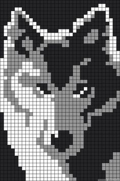 Good wolf pattern