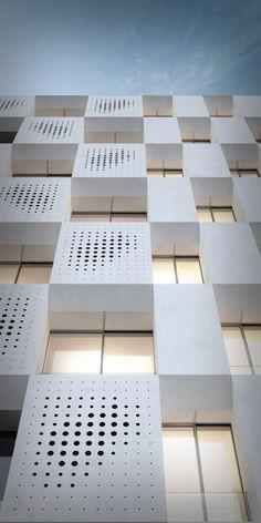 EMVS Foro Habitat Sostenible Competition in Madrid, Spain by Gallardo Llopis Arquitectos