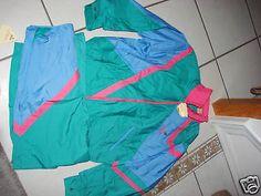 Coats and Jackets 181145: Womens Antigua Golf Wind Breaker Set Rain Jade Xl Nwt -> BUY IT NOW ONLY: $42.49 on eBay!