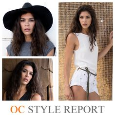 Latest Photoshoot with @ocstylereport Hair & Makeup by Dee