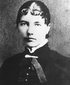 """Laura Ingalls Wilder  If you remember """"Little House On The Prairie"""" starring Michael Landon, this series was based on one of her books"""
