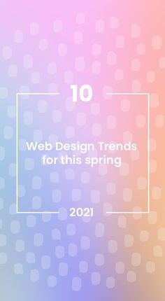 This whole period has been a tough one for everyone, including online businesses, and personal websites. Yet spring means energy. It is a great opportunity to recharge your batteries. Sun is up, nature is becoming greener, so your creativity should blossom and sparkle too. If your website needs a fresh reshape this year, follow these 10 web design trends and enjoy the spring vibes. #webdesign #designtrends #neon #abstract #negativespace #darkmode #UItrends Presentation Websites, Web Design Trends, Wordpress Theme, Creative, Opportunity, Period, Sparkle, Neon