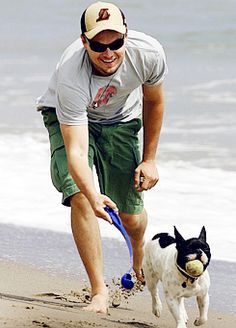 celebrity with french bulldog - Google Search