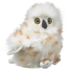 Snowy Owl (Conservation Critters) at theBIGzoo.com, a family-owned toy store. owl conserv, snowi owl, toy store, snowy owl, familyown toy