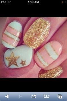 Summer nails #Nails #Summer