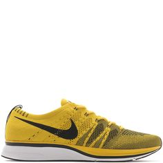 sports shoes a7918 a64ac NIKE FLYKNIT TRAINER QS   BRIGHT CITRON