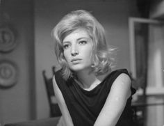Monica Vitti, Antonioni's L'Eclisse