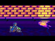 TMNT Sewer Surfin (Megaman X2 Style!)