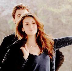Stefan and Elena 5X21