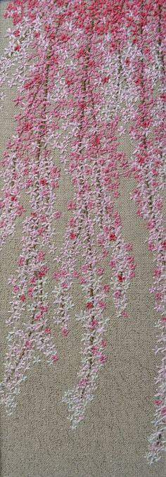 Stitching Sanity — (via CherryBlossom.JPG (JPEG Image, 1549 × 4443...