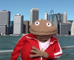 Johnny T in New York