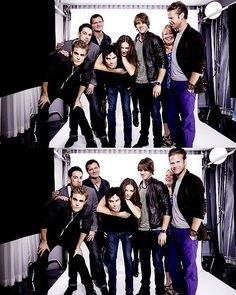 Cast of vampire diaries