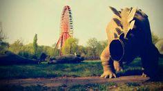 Spreepark, Berlin Abandoned Theme Parks, Abandoned Amusement Parks, Abandoned Buildings, Abandoned Places, Spreepark Berlin, Top Photos, Pictures, Amusement Park Rides, Carnival Rides