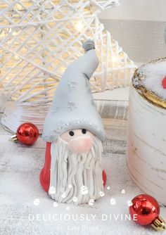Scandinavian Nordic Christmas gnomes.  These have cake in their tummies, icing and ganache all over them.  They are great christmas gifts as they come packaged with a red ribbon and gift tag.  They make great teacher gifts, gifts for colleagues and grandparents and other family.  These are unique and individual chrsitmas gifts and can be tailored to requirements and come in a variety of flavours too.