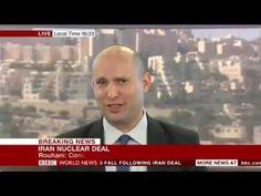 השר בנט ברשת ביביסי הבריטית: ״איזה מין פיקוח נותן התרעה של 24 ימים מראש?״