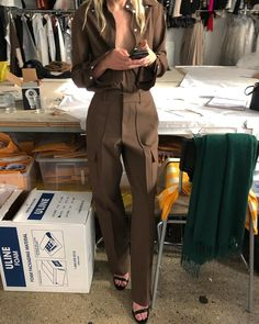Pretty Fashion Outfits for Women Looks Style, Looks Cool, My Style, Mode Outfits, Outfits For Teens, Fashion Outfits, Mode Simple, Come Undone, Mode Streetwear