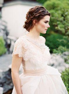 60 penteados lindos que todas as noivas devem ver! Image: 9
