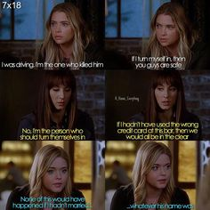 """#PLL 7x18 """"Choose or Lose"""" - Hanna, Spencer and Ali"""