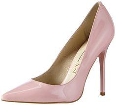 Buffalo 11335X-269 PATENT PU, Chaussures à talons - Avant du pieds couvert femme