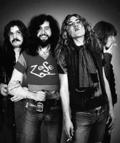 Find images and videos about led zeppelin, jimmy page and robert plant on We Heart It - the app to get lost in what you love. John Paul Jones, John Bonham, Jimmy Page, Music Love, Rock Music, Hard Rock, Metallica, Beatles, Robert Plant Led Zeppelin