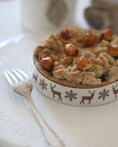 Cookies Et Biscuits, Cereal, Oatmeal, Breakfast, Desserts, Wordpress, Recipes, Blog, Mini Apple Tarts