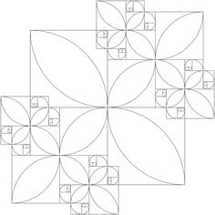 Nested fish and golden triangles: adult colouring and the beauty of maths