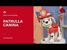 Expohobby TV (T04 - E05) María Laura Rombolá - Porcelana fría - YouTube Paw Patrol, Family Guy, Youtube, Make It Yourself, Fictional Characters, Cold, Cold Porcelain, Dogs, Insects
