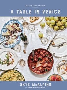 A Table in Venice by