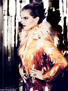 """Emma Watson - Google+ - """"They, they gonna see us from outer space Light it up, like…"""