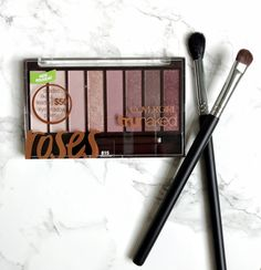 The Budget Beauty Blog: Covergirl Tru-Naked Roses Palette Review