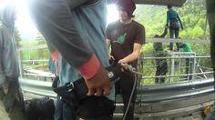 Strikkhopp Rjukan