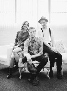 The Lumineers. I love this band so very much!:)