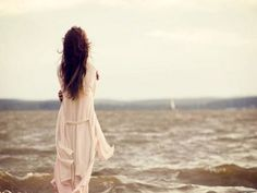 The ocean reminds me of you~  Endless constant effortless love~ When I miss you ~ I visit the ocean and my cup runneth over with love (cw) soul~O